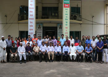 Group Picture of Echo Training for the Addiction Professionals on Universal Treatment Curriculum on 20 -29 Aug 2017.